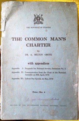 The Common Man's Charter (1969)
