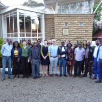 Workshop participants at IFRA